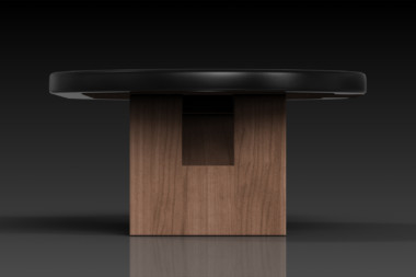 Rumba Walnut Poker