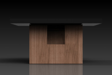 Rumba Walnut Dining