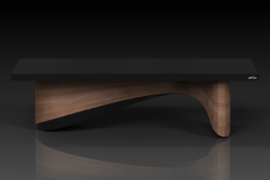 Ellipse Walnut Dining