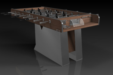 Stilt Walnut Foosball