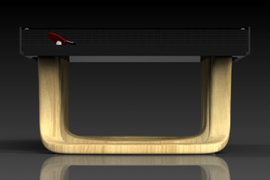 Elevate customs modern design draco Ping Pong Table tennis bamboo 3