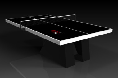Stilt Black Table Tennis