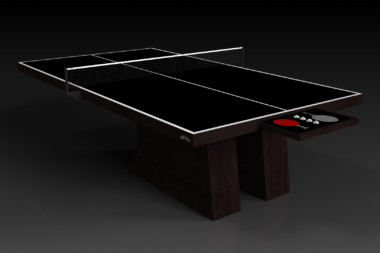 Stilt Espresso Table Tennis