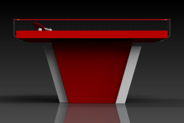 Vogue Red Table Tennis