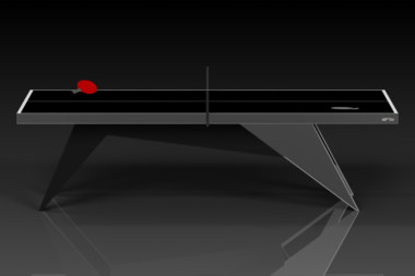 Elevate Customs Modern design Mantis Ping Pong Table tennis black 1