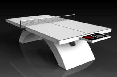Zenith White Table Tennis