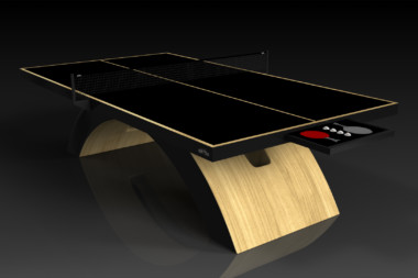 Zenith Bamboo Table Tennis
