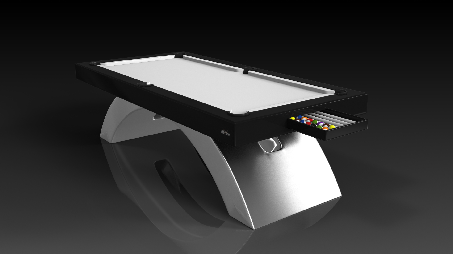 Pool Tables Archives Elevate Customs - Aluminum pool table