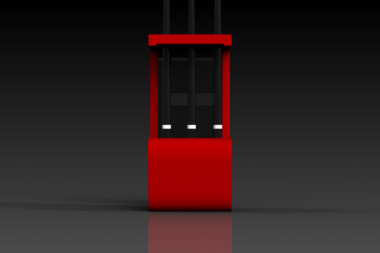 PS2 Red