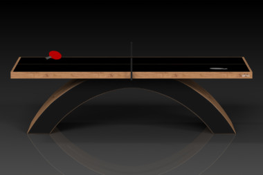 Zenith Teak Table Tennis