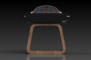 Luge Walnut Dome Hockey
