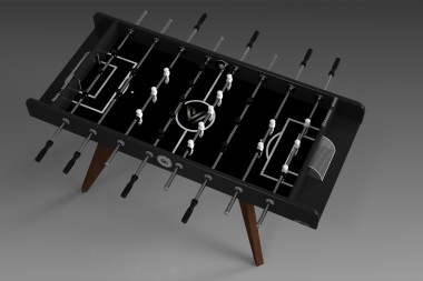Elements - Foosball Black
