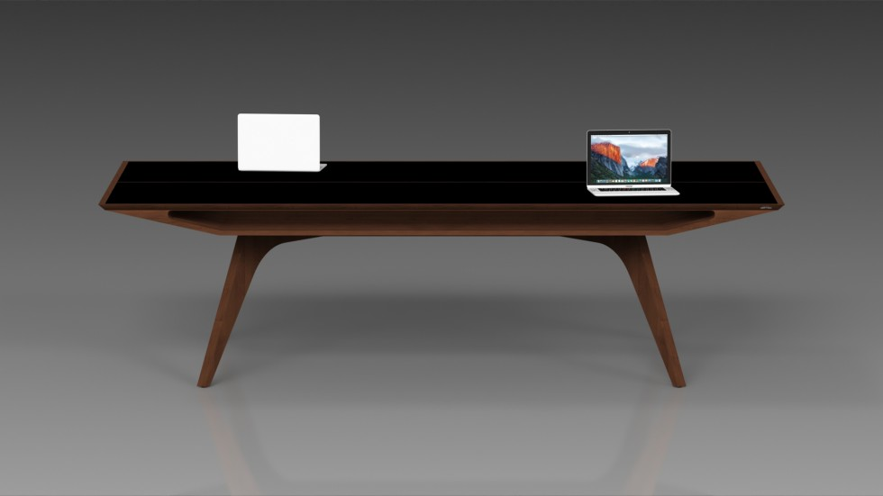 Elements - Conference/Table Tennis Walnut/Black
