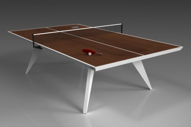 Elements Table Tennis White