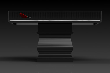 Baluster Table Tennis in Black