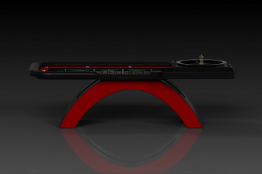 Zenith Black/Red Roulette