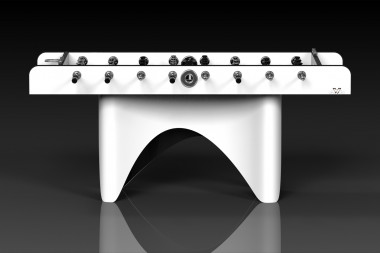 Ellipse White Foosball