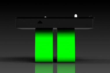 luge-neon-green-front