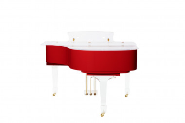acrylic-red-brass-rear